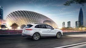 Porsche Cayenne E-Hybrid。(圖/Porsche提供)