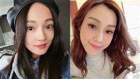 張韶涵、范瑋琪,粉絲對罵。(翻攝微博)
