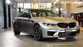 M5 Competition。(圖/BMW提供)