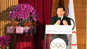 投身國際奧會事務30年 吳經國辦感恩茶會國際奧會委員吳經國18日舉辦「奧林匹克30載感恩茶會」,他表示,過去30年來,每年都有250天到300天在為國際奧會事務努力,期間當然有不小的壓力,但他仍一路堅持至今。中央社記者李晉緯攝 107年5月18日