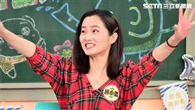 趙小僑透露自己為求「做人」,增胖了8公斤。(圖/華視提供)