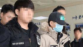 南韓,霸凌,外套,仁川,墜樓(圖/翻攝自推特)