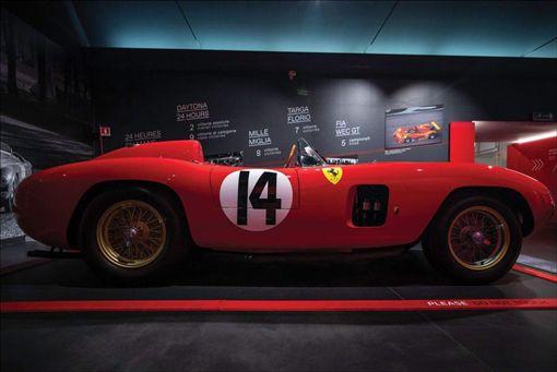 Ferrari 290 MM(圖/翻攝網路)