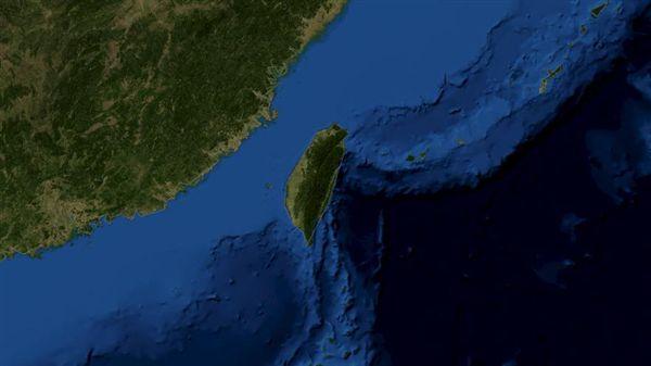 -歐亞板塊-台灣地震-(圖/翻攝自美國地質調查局)