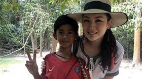 柬埔寨男孩會說10多種語言/Venus Gwc臉書