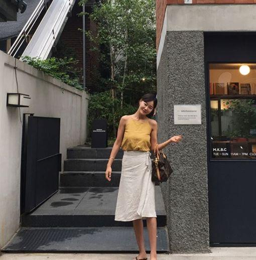 Suji女神半年瘦16公斤/圖/翻攝自IG@lovely_szi