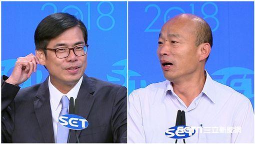 高雄辯論,陳其邁,韓國瑜