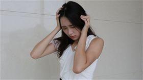 ▲頭痛(示意圖非新聞當事人/亞大醫院提供)
