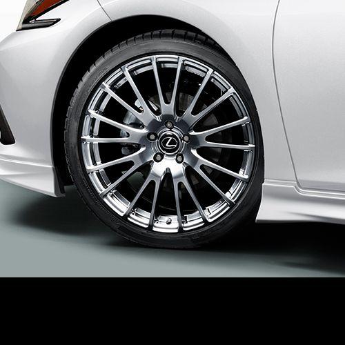 Lexus ES TRC改裝套件(圖/翻攝網路)
