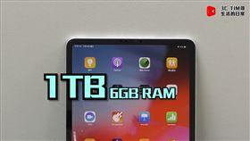 Tim哥 iPad Pro 翻攝影片