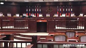 憲法法庭,司法院,大法官。潘千詩攝影
