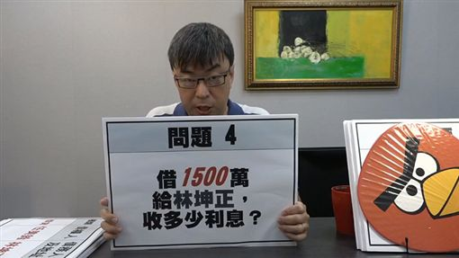 段宜康提出六大質疑,要侯友宜說清楚財產問題。(圖/翻攝段宜康臉書)