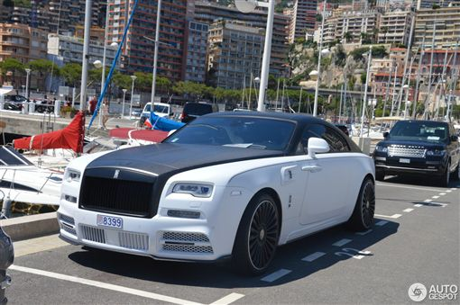 Rolls-Royce Wraith(圖/翻攝網路)