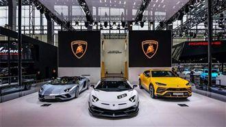 超跑推出創廠紀念車 全球限量63部