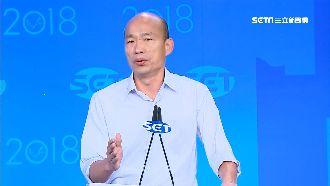 韓國瑜提「英文要好」前文化局長說…