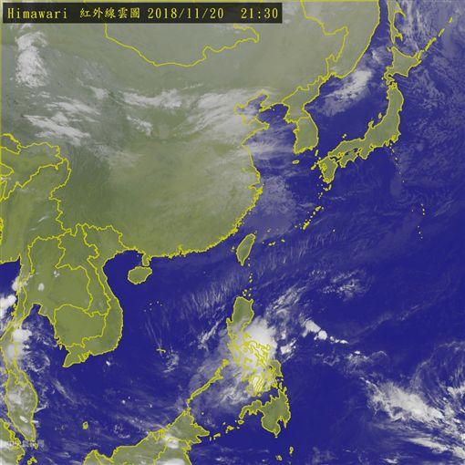 颱風,萬宜颱風/中央氣象局