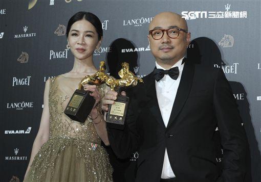金馬獎,謝盈萱,徐崢/記者邱榮吉、林士傑攝影