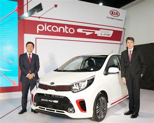 KIA全台最大展間開幕暨Picanto、Picanto GT-Line亮相(圖/車訊網)