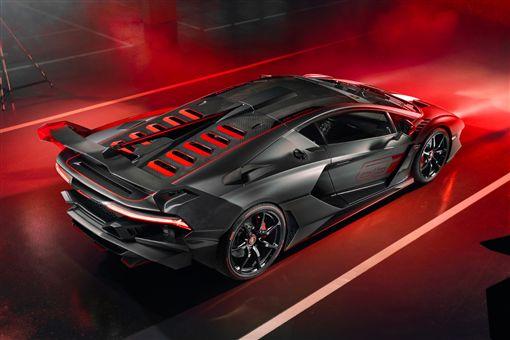 Lamborghini SC18 Alston。(圖/翻攝網站)