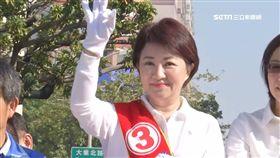 盧秀燕,國民黨,立委,台中市,九合一選舉