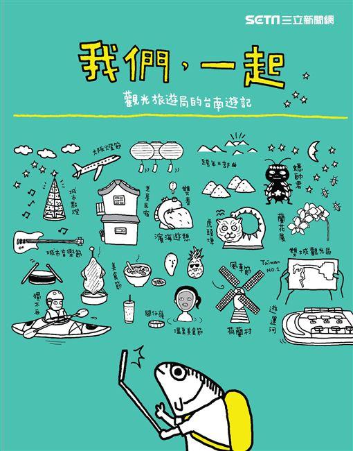 台南市觀光旅遊局,台南,觀光,王時思