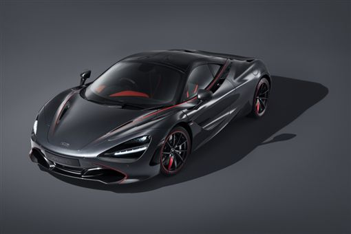 McLaren 720S Stealth。(圖/翻攝網站)
