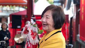 傳藝布袋戲主題月 台灣唯一女演師85歲江賜美率團演出