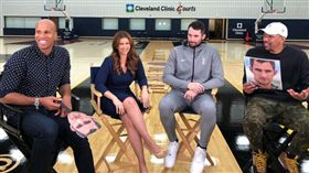 騎士好慘!「愛神」自認新年後才復出 NBA,克里夫蘭騎士,Kevin Love,手術,J.R. Smith 翻攝自推特