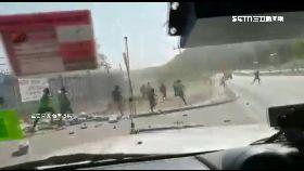 巴紐警暴動1100