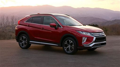 三菱Eclipse Cross(圖/車訊網)