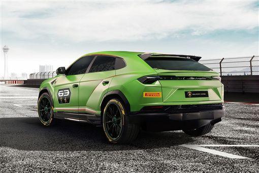 Lamborghini Urus ST-X Concept。(圖/翻攝網站)