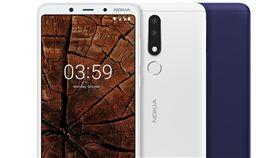 Nokia 3.1 Plus 品牌提供