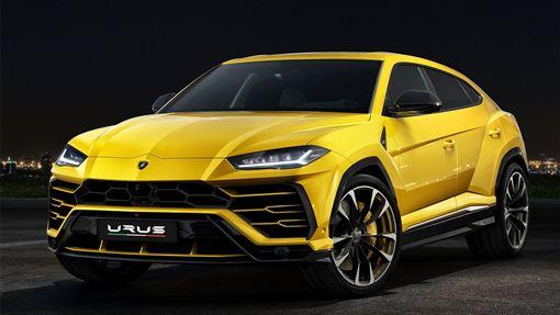 Lamborghini Urus(圖/翻攝網路)