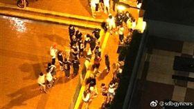 香港,浸會大學,麵粉,爆炸(圖/翻攝自新浪博客)