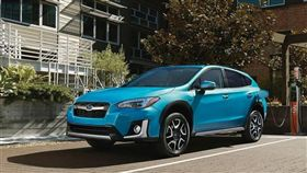Subaru Crosstrek Hybrid(圖/翻攝網路)