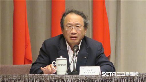 農委會副主委楊金城。(圖/記者盧素梅攝)