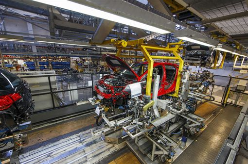 Vauxhall工廠(圖/翻攝網路)