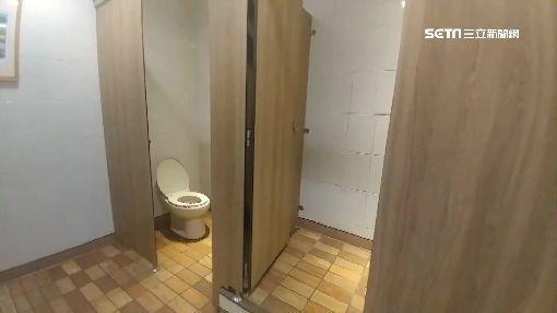 速食店女廁疑遭偷拍!遭爆竟是男員工