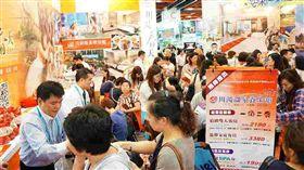 台北國際旅展(業者提供)
