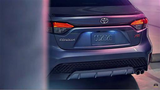 Toyota Corolla(圖/車訊網)