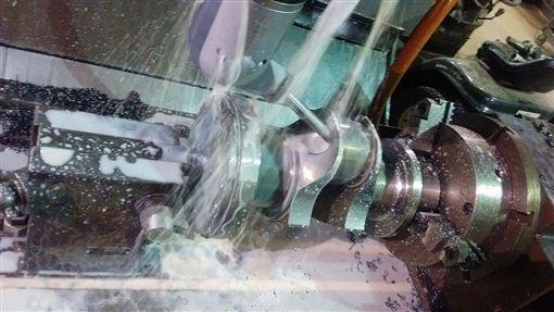 引擎曲軸(圖/車訊網)