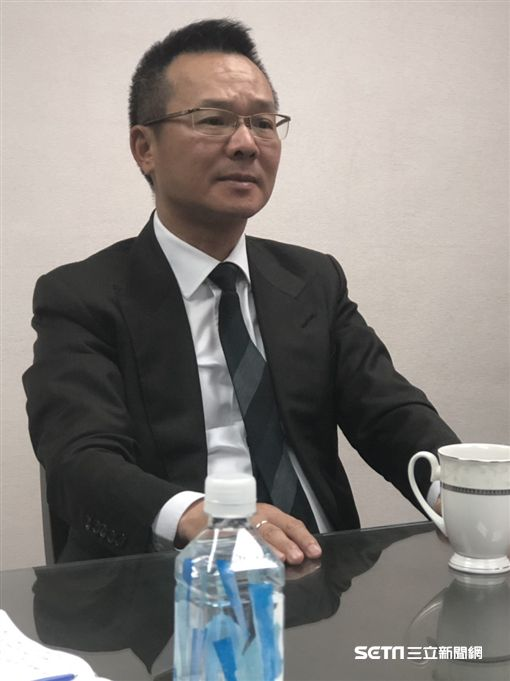 中華高協理事長王政松。(圖/記者劉忠杰攝影)
