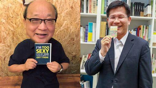 胡志強、林佳龍/臉書