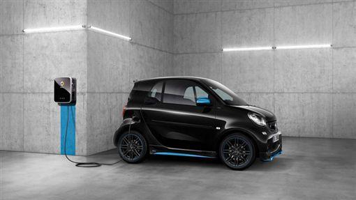 Smart電動車(圖/翻攝網路)