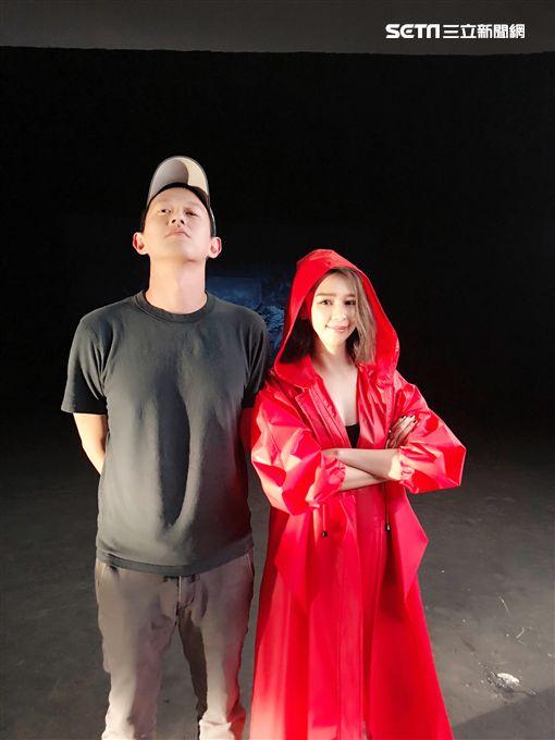 徐若瑄拍《人面魚》主題曲《不值得》MV/滾石提供