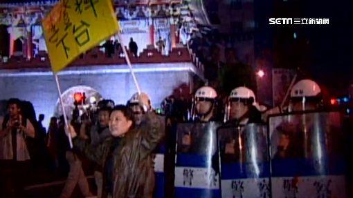 韓預告抗爭1800