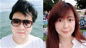 張志鵬認為4年前離婚是幫孟庭葦背黑鍋。(圖/翻攝自微博)