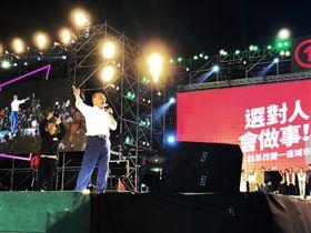 ▲民進黨新北市長候選人蘇貞昌。(圖/蘇貞昌競辦提供)