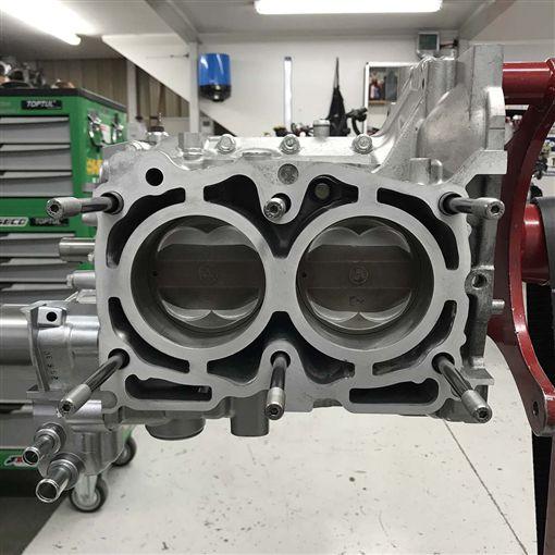 引擎波司(圖/車訊網)