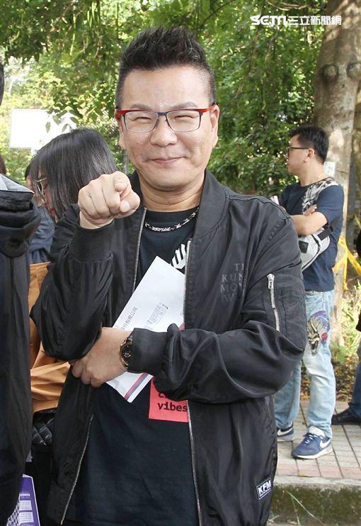 沈玉琳、馬國賢 圖/記者邱榮吉攝影